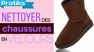 Comment Nettoyer Des Chaussures En Nubuck : nettoyage chaussures velours ~ Melissatoandfro.com Idées de Décoration