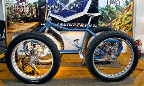 Contes Engineering's Fat Bike