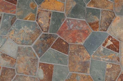 roterra slate tile meshed back patterns flag