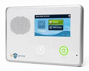 2gig Go Control  U0026 Security System