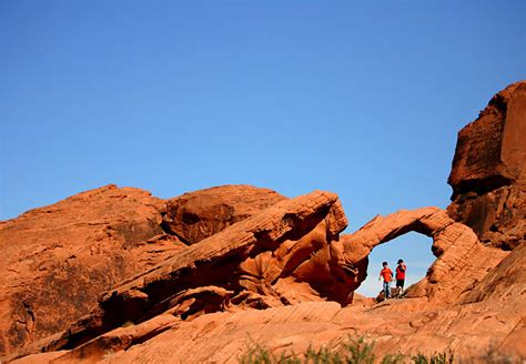 Valley of Fire Park Hours
