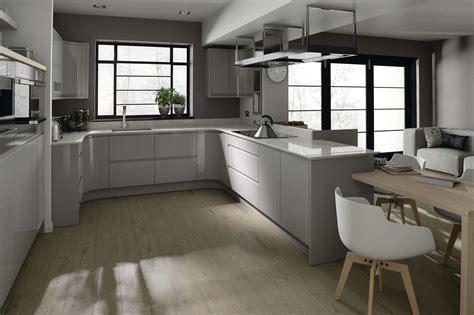 grey gloss kitchen cabinets high gloss kitchens 4064