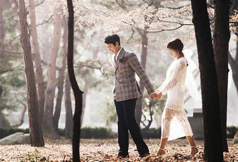 Ingin Hidup Seperti Drama Korea? Lihat 30 Konsep Foto Pre