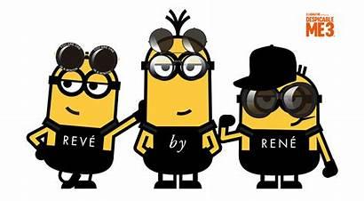 Minions Reve Reve Limited Edition Rene Rene
