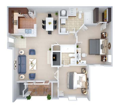 Punch Home Design 3d View Problems by Real Estate 3d Floor Plans Design Rendering Sles