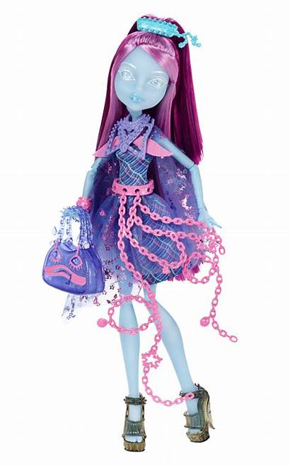 Kiyomi Haunterly Monster Characters Clawdeen Wolf Doll