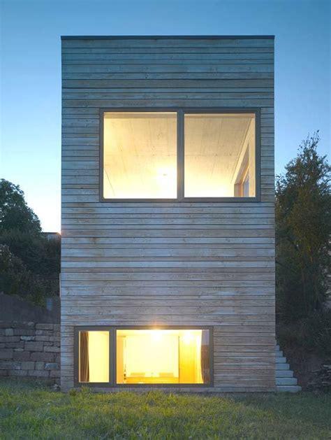 Moderne Schmale Häuser by Schmales Haus Aussenansicht Front Haus