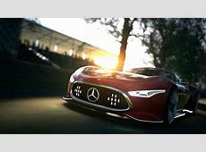 Mercedes Benz AMG Vision Gran Turismo Concept Wallpaper