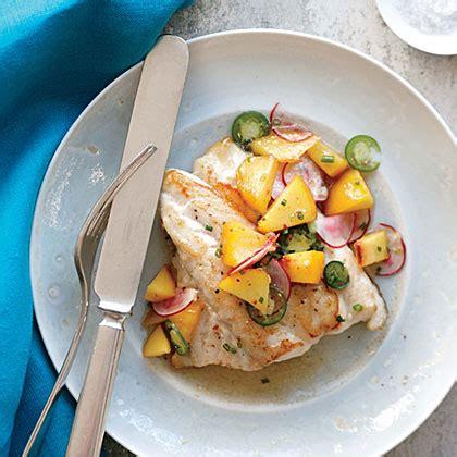 grouper recipes fish peach relish recipe myrecipes ck sauteed sauteed cooking light
