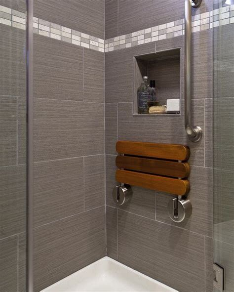 metro charcoal tile shower bathroom ideas