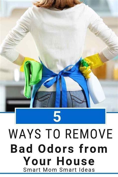rid   bad odor   house  tips