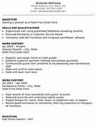 Hotel Front Desk Clerk Resume Front Desk Jobs Resume Pics Photos Hotel Manager Resume Sample Hotel Management Resume Format IT Resume Cover Letter Sample Hospitality Resume Samples And Tips Resume Companion