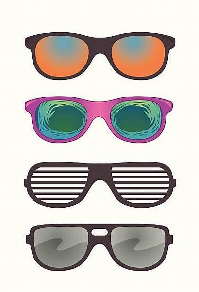 Sunglasses Vector Aviator Illustrations Clip Novelty Illustration