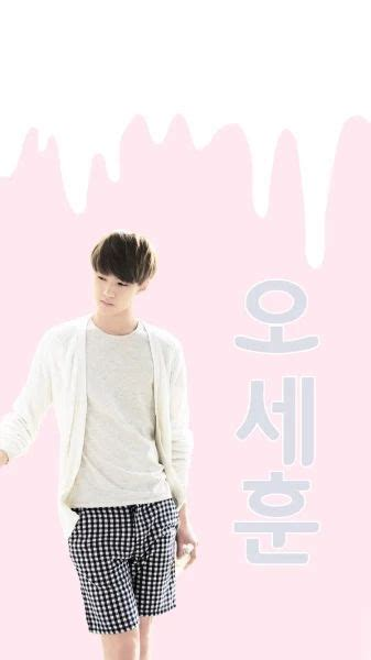 205 Best Images About Oh Sehun (sehun) On Pinterest Pink
