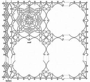 Ergahandmade  Crochet Lace Tablecloth And Curtain   Diagrams