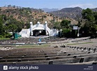 USA, California, Los Angeles, Hollywood Bowl stage Stock ...