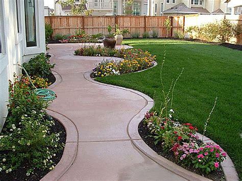 landscape design exterior homes backyard