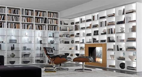 3 Foot High Bookcase by Librerie Archivi Ginocchi Arredamenti