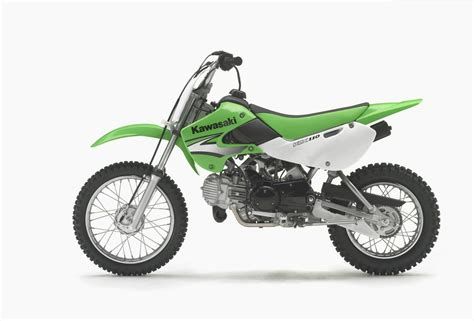 Kawasaki Klx 110 by 2011 Kawasaki Klx 110 Motorcycles Catalog With