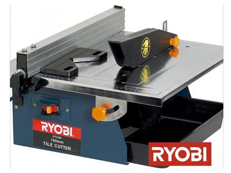 other tools ryobi 450w tile cutter 180mm etc 450 was