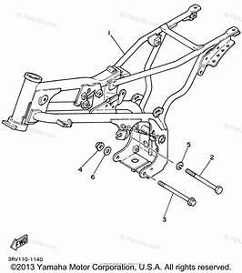 Yamaha Pw80 Parts Diagram