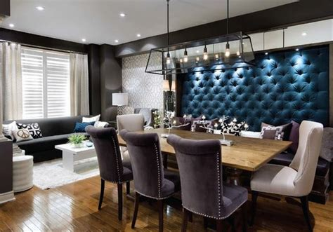 salle a manger de luxe