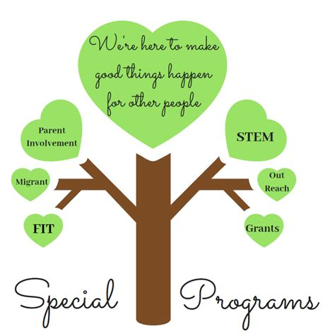 special programs department school district osceola county