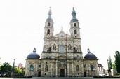 Church in Fulda Hesse Germany - Picture of Fulda, Hesse ...