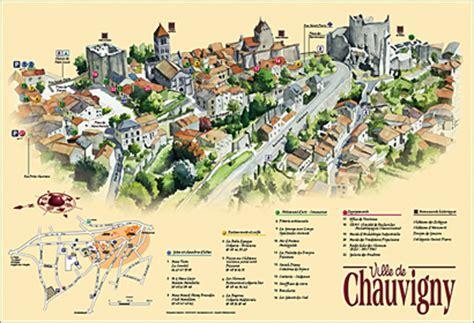Carte Touristique Du Centre De La by Cartes Touristique Centre Ville