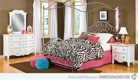 15 Simple Four Poster Canopy Beds
