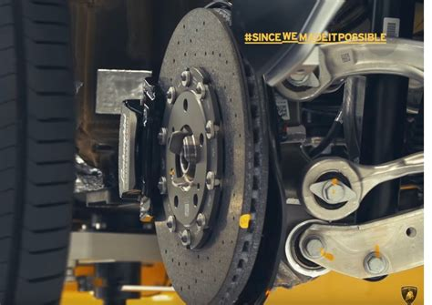 lamborghini urus production video reveals wheels carbon