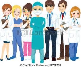Health Care Team Clip Art Free