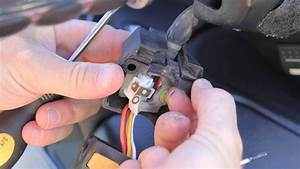 Turn Signal  Headlight Switch Disassembly  U0026 Cleaning