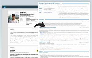 convert your linkedin profile to a beautiful resume With linkedin resumes online