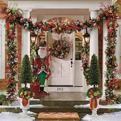 decoration de noel americaine d 233 coration de no 235 l pour de beaux espaces ext 233 rieurs design feria