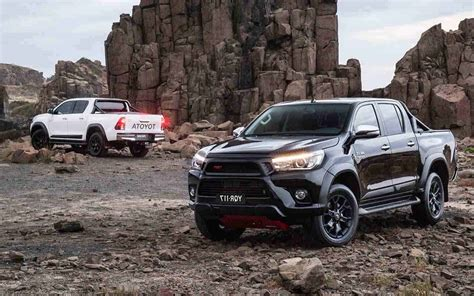 New 2019 Toyota Hilux Diesel Usa Release Date  Car Models