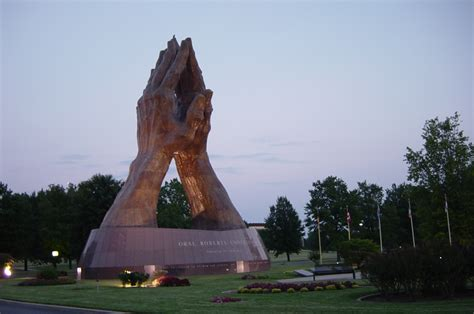 History Of Oral Roberts University Believers Portal