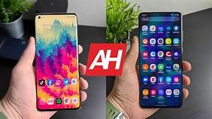 Phone Comparisons  Oppo Find X2 Pro Vs Samsung Galaxy S20