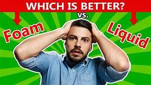 Showdown  Minoxidil Foam Vs  Liquid  Which Works Best