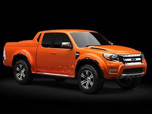 Ford Ranger Pickup : ford ranger concept truck ford ranger xlt wallpaper ~ Kayakingforconservation.com Haus und Dekorationen