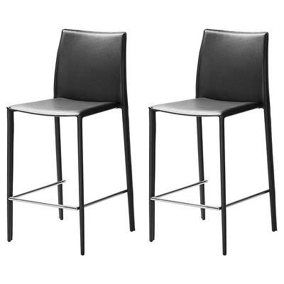 taboret de cuisine chaise de bar noir cuisine en image