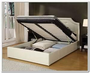 How to build a king size platform bed frame
