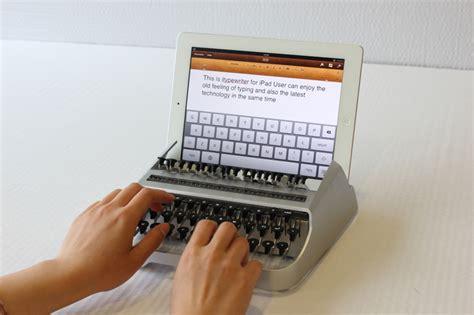 machine a ecrire moderne le r 233 tro moderne la machine 224 233 crire 2 0 alin 233 a communication