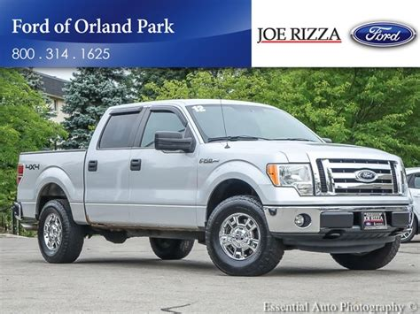 2012 F 150 Xlt by Pre Owned 2012 Ford F 150 Xlt Crew Cab In Orland