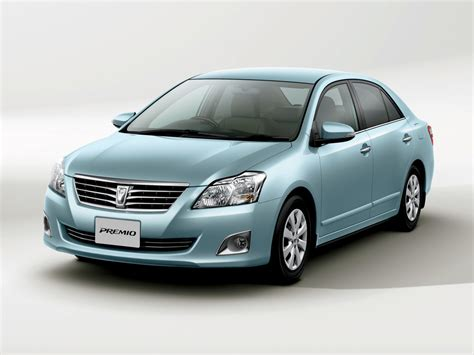 Toyota Photo by Toyota Premio Photos Photogallery With 4 Pics Carsbase