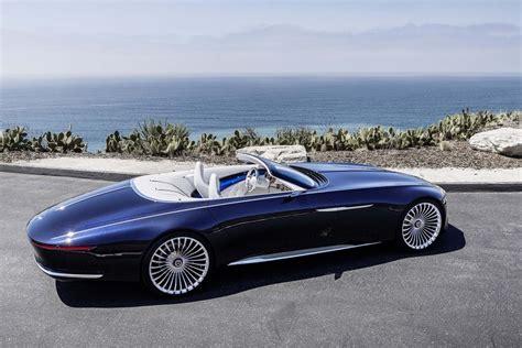 Mercedes-maybach Vision 6 Cabriolet Concept