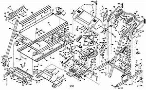 Proform Pftl44060 Treadmill Parts