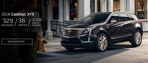 Experience Sewell Cadillac Of Houston, Tx  New & Used