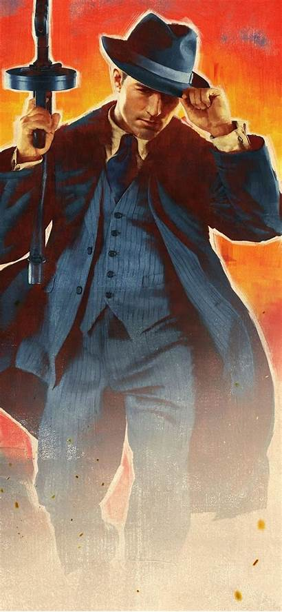Mafia Definitive Edition 4k Wallpapers Iphone Games