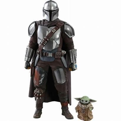Mandalorian Wars Toys Yoda Child Action Pack